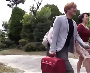 Taking mom to travel