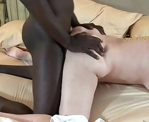 Seka Examines Interracial and This Mummy Has Her First Fuck Experience With a Black Bull