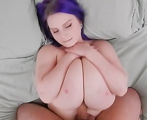 Cassie0pia and her Massive Jugs back with another Amazing Tittyfuck