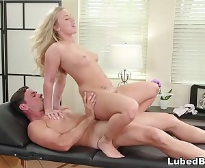 Bailey Brooke needs some pampering massage