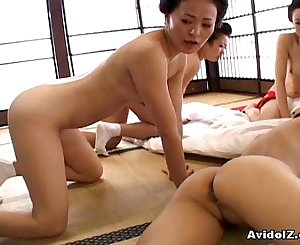 Japaneses with big tits and tits fucked uncensored japanese movie